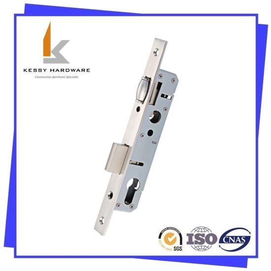 Stainless Steel Mortise Roller Lock Body