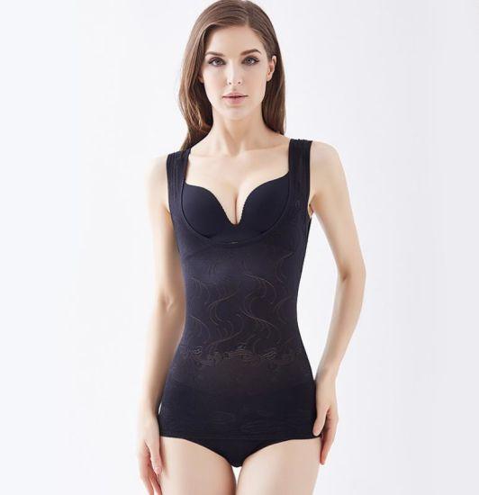 Sexy Fashion Seamless Ultra-Thin Postpartum Body Corset