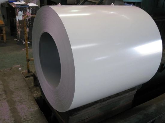 Prepainted Gi / PPGI Color Coated Galvanized Steel Sheet in Coil From China pictures & photos