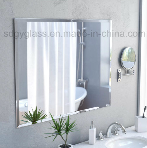 Frameless Rectangle Aluminum Mirror Large Wall Mirror Decorative China Large Wall Mirror Decorative Small Decorative Mirror Made In China Com