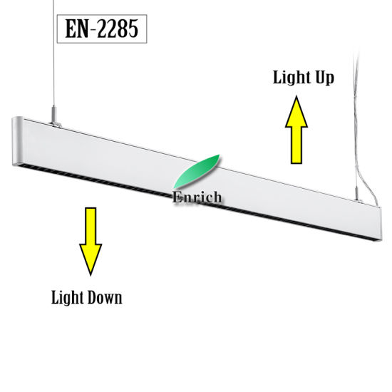 New 2285series up/Down LED Linear Light Ugr<19 with Reflector Cup pictures & photos