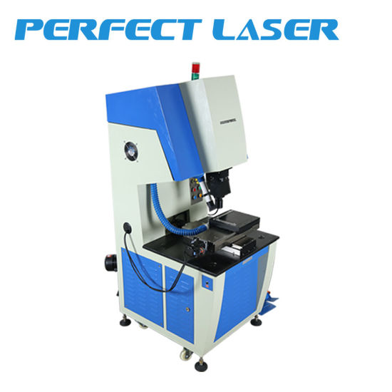 China High Accuracy Solar Cell Laser Scribing Machine Wafer