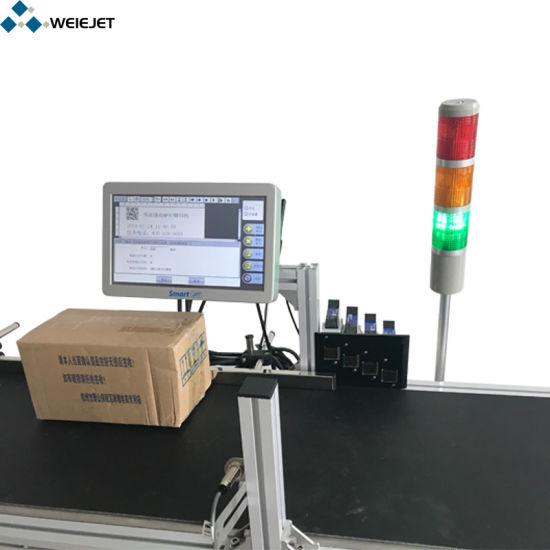 Smart Jet Printer Printing Machine Barcode Printer Tij Printer Thermal Inkjet Printer for Carton/Box