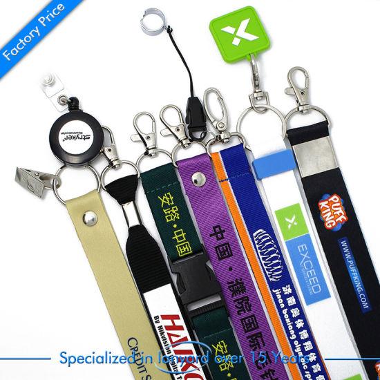 Keychain Identification Card Lanyard Neck Strap Gift Keychain Strap Holder