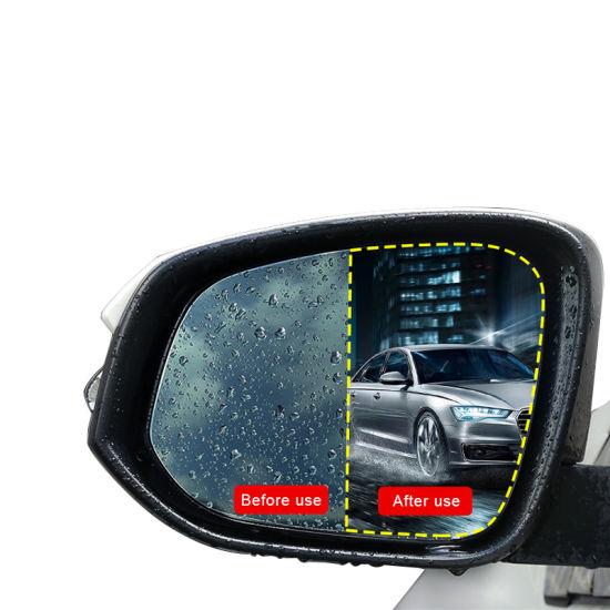 Anti Rain Waterproof Car Side Window Screen Protector HD Safe Driving  Mirror Anti Fog Film