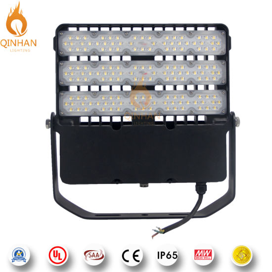 Waterproof IP66 180W Die-Casting Aluminum Housing LED Tunnel Flood Lamp for Outdoor Square Building Billboard Garden Lighting