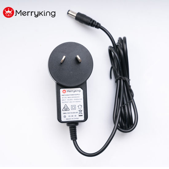 New Design SAA Approved 5V 9V 12V 24V 750mA 1A 2A DC Power Adaptor Electrical Equipment Power Supply