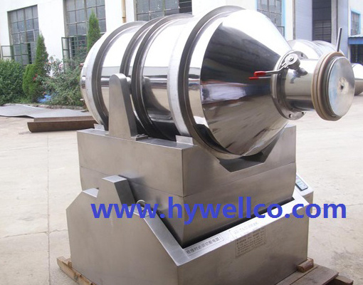 Eyh Powder Mixing/ Blending / Mixer / Blender Equipment with Spraying Liquid System for Chemical Reaction