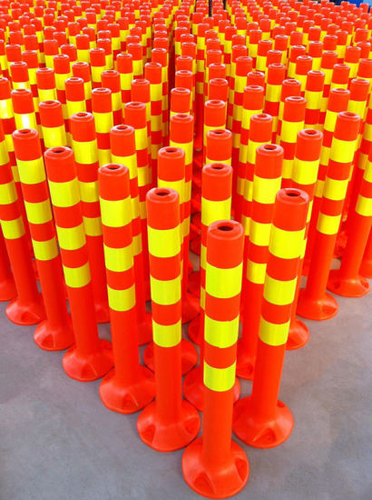 High Reflective Road Traffic Warning Post in Wholesale Price