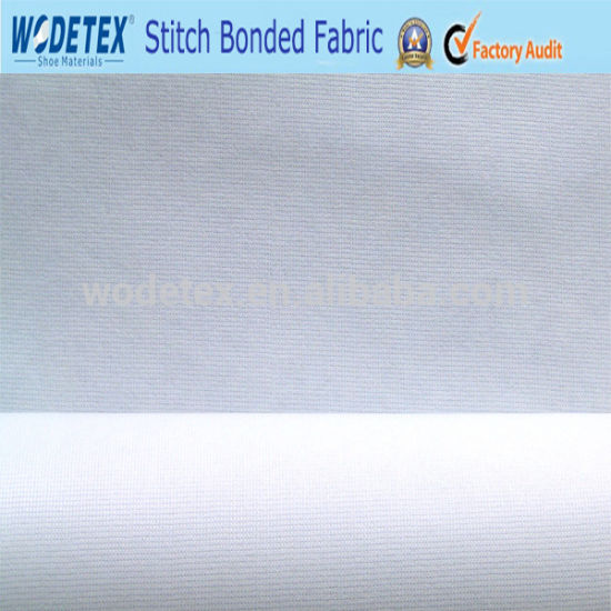 Top Quality Non Woven Polyester Crossed Stitch Bonded Fabric
