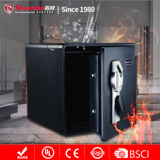 2020 Wholesale Fireproof Hotel Safe Box with Fingerprint Lock