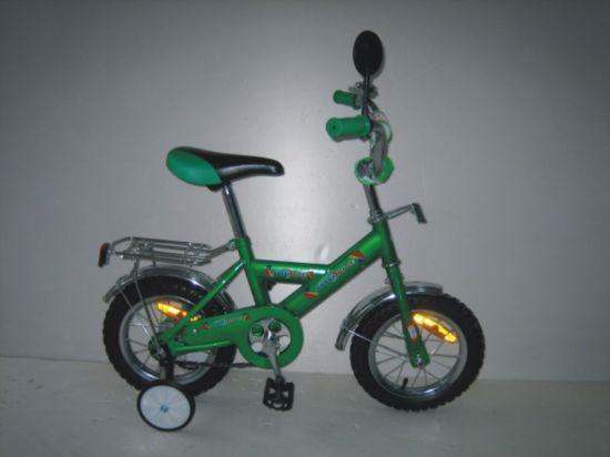 """12"""" Steel Frame Kids Bike (BY1203)"""