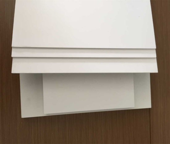 0.55 Density PVC Foam Board pictures & photos