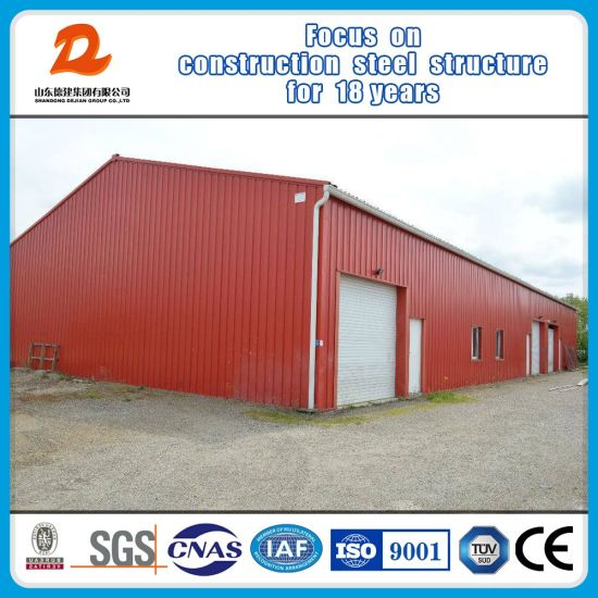 High Quality Customized Modern Economic Steel Structure Warehouse
