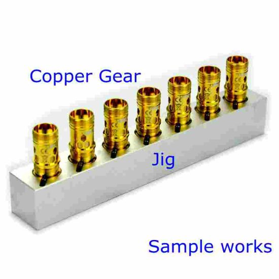 New Designed Double Laser Heads&Rails Automatic Marking Machine for Copper Gears pictures & photos