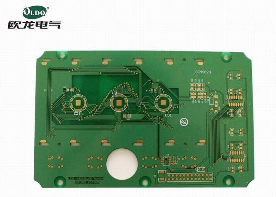 High Quality Custom Lead Free 6-Layer Printed Aluminum PCB pictures & photos