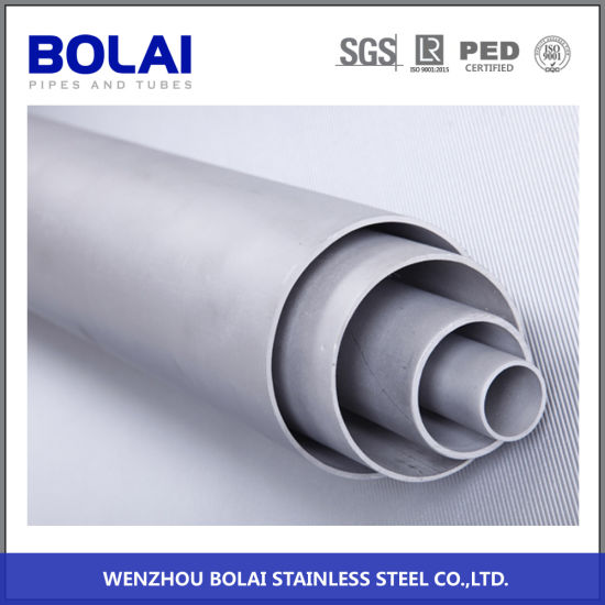 Seamless Pipe TP304 ASTM312 ASTM213 Cold Rolled Stainless Steel Pipe