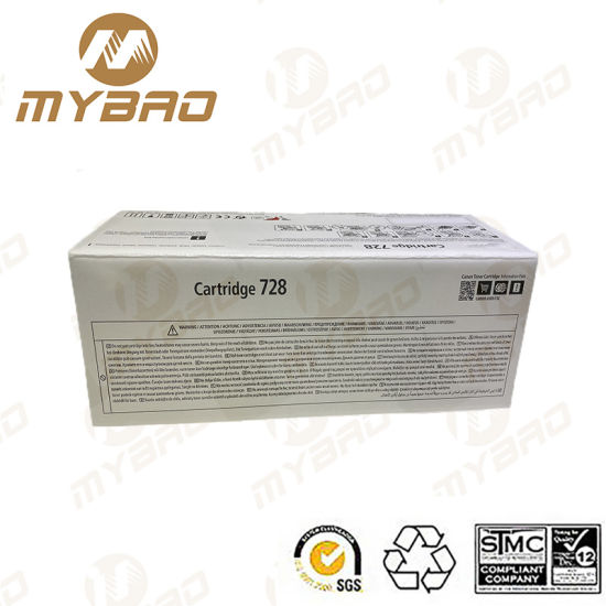 Original Toner Cartridge for Canon 728 Mf4730 Printer Laser