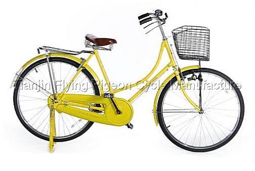 "City Bike 28"" Traditional Woman Bicycle (TR-028)"
