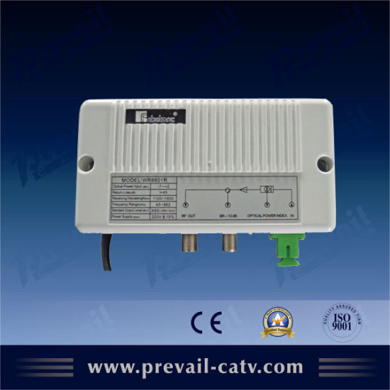 Multifunctional Factory Price FTTH CATV 1550nm Optical Receiver
