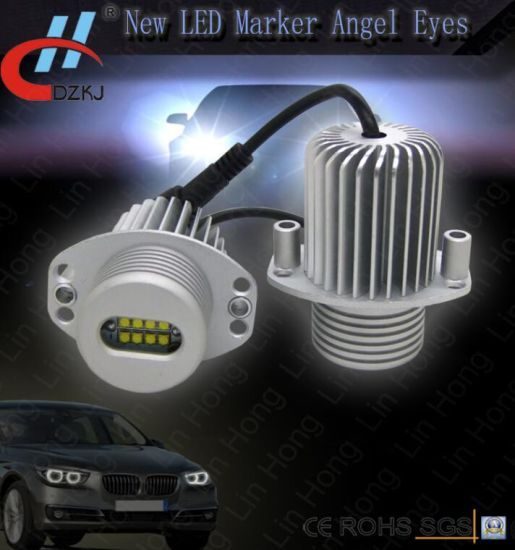 China 80w High Lumens Led Marker Angel Eyes Led Car Light For Bmw