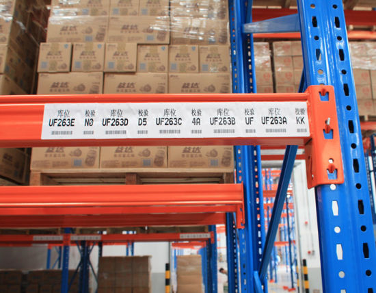 Pallet Rack Components Box Beams for Pallet Loading pictures & photos
