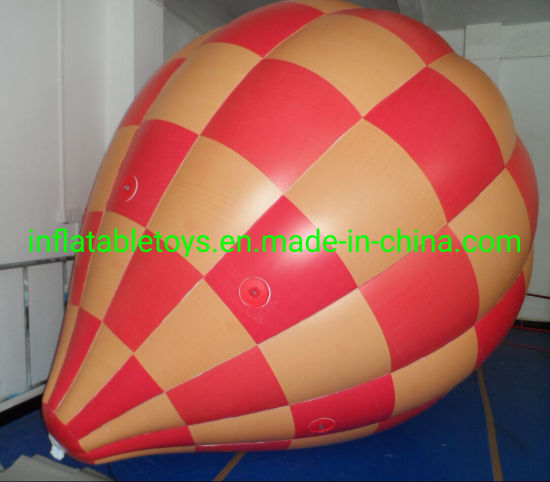 PVC Big Inflatable Helium Balloon with Custom Logo for Events pictures & photos