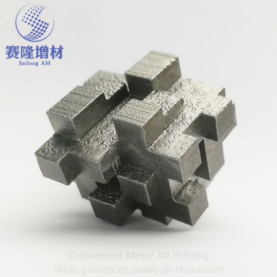 3D Printing Stainless Steel Crafts
