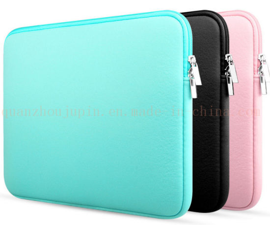 OEM Computer Bag Sleeve Laptop Bag with 11-15.6 Inch for iPad MacBook Air Tablet Computer