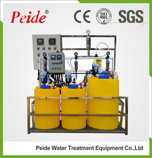 Professional Chemical Dosing System Vendors in China pictures & photos