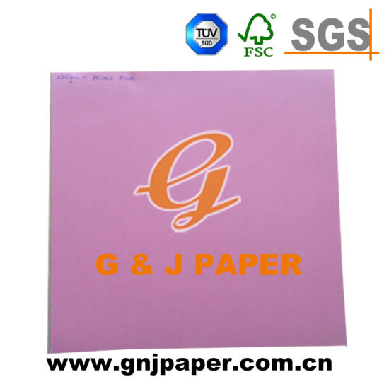 Different Kinds Color Types Paper Card for Wholesale pictures & photos
