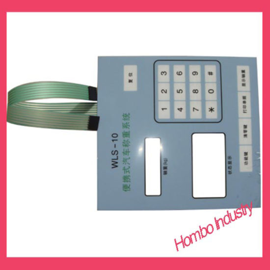 Customized High Quality Metal Dome Membrane Switch pictures & photos