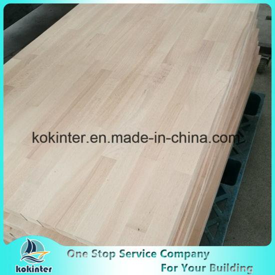 Beech Finger Joint Board / Beech Fjp /Beech Wood Finger Joint B Panel