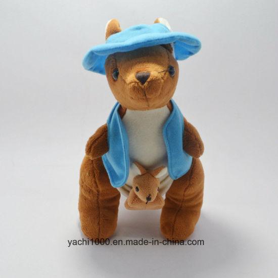 Hot Sale fashion Cool Kangaroo Toy Plush