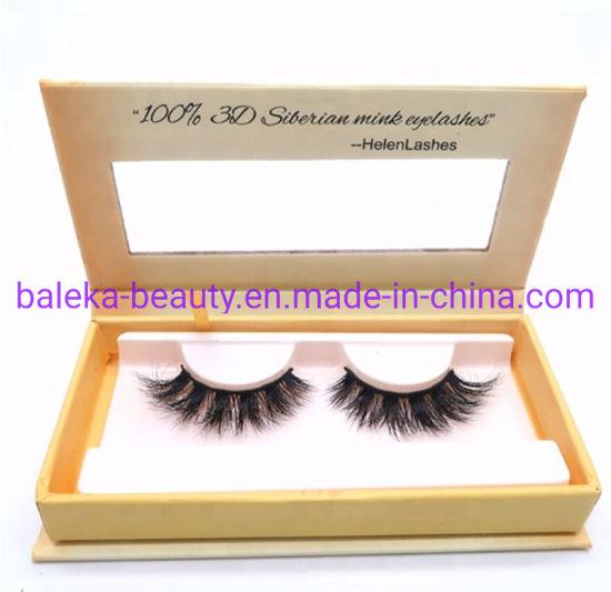 730a0772c95 Wholesale 6D Faux Mink Eyelash Custom Label Cruelty Free Vegan Lashes 6D  Silk Eyelashe