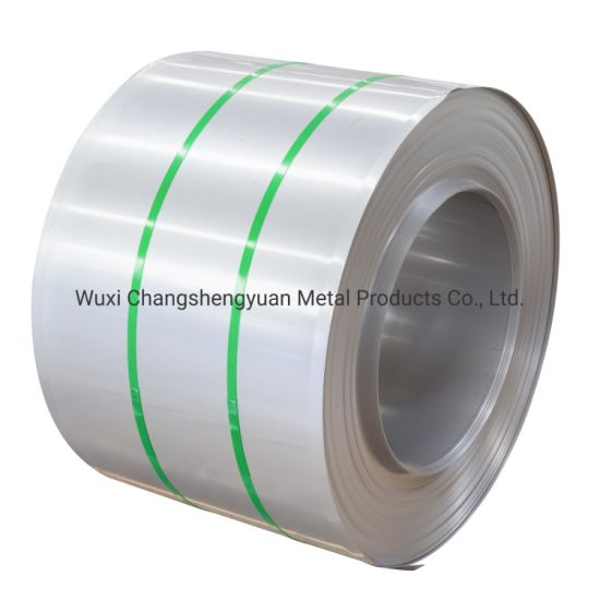 Ba Finish 1.5mm Thickness 316L Stainless Steel Coil