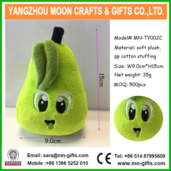 Stuffed Fruit Plush Toy Doll Birthday Gift for Kids pictures & photos