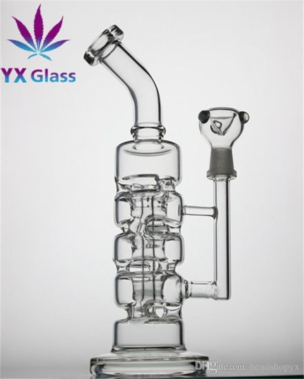 China Wholesale Glass Water Pipes with Good Function Glass