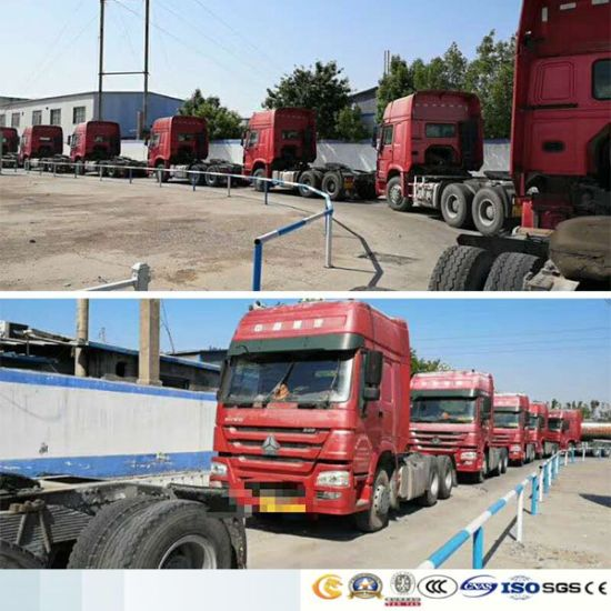 Made in China Discount Price Used Used Tractor Head Truck for Sale