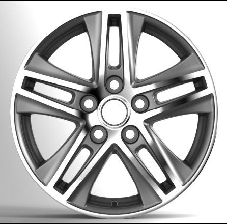 Alloy Wheel For Car And Truck Chrome Rims 17 18 19 20 Direct From China