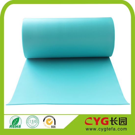 Air Conditioning Heat Insulation XPE Foam with Embossing pictures & photos