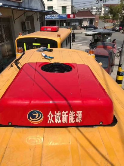 Cooling Air Conditioner for Truck with DC24V and DC12V Model C
