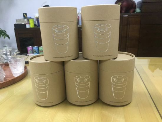 New Style Custom Eco Friendly Paper Packaging Tube