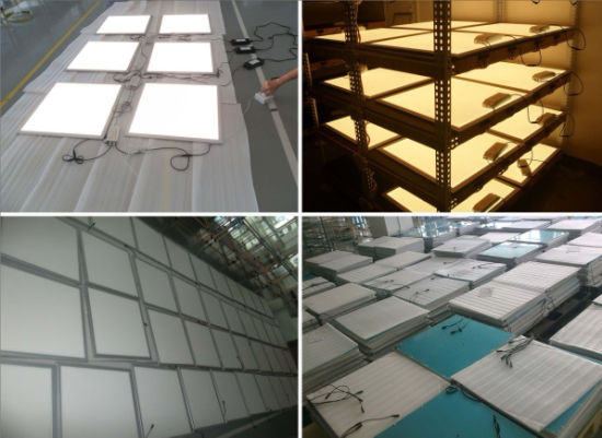 Square Type Surface Ceiling 36W 595*595mm LED Panel Light with Ce Certificate pictures & photos