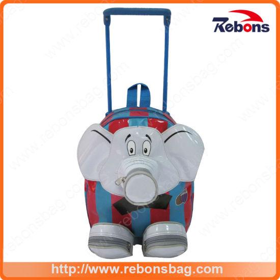 New 3D Elephant Shape School Bags for Boys in School