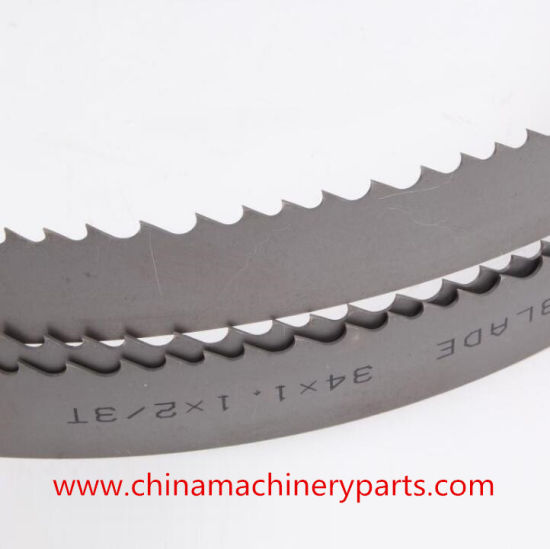 High Performance Band Saw Blade Fot Cutting Steel pictures & photos