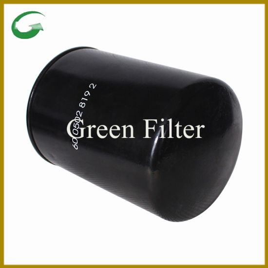 Hot Sale Hydraulic Oil Filter for Auto Parts (6005028192) pictures & photos