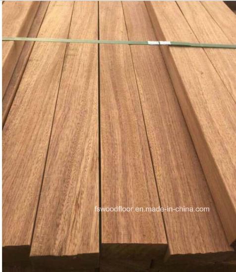 China 20x90mm Light Yellow Merbau Outdoor Wood Floor Decking China
