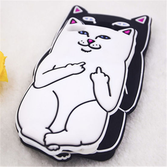 3D Cartoon Silicone, Silicone Skin Case, Mobile Phone Silicone Case pictures & photos
