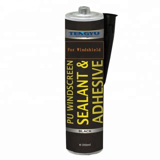 Windshield Polyurethane Waterproof Glass Adhesive Sealant